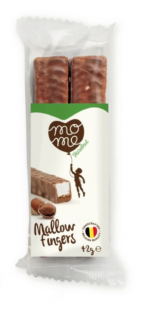 MoMe Mallow Fingers - Hazelnut